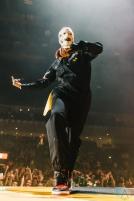 TORONTO, ON - JANUARY 11: ASAP Rocky performs at Coca-Cola Coliseum in Toronto on January 11, 2019. (Photo: Jenna Hum/Aesthetic Magazine)