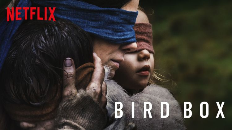 Bird Box on Netflix