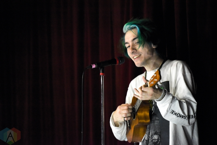 TORONTO, ON - JANUARY 24: Guardin performs at The Mod Club in Toronto on January 24, 2019. (Photo: Jaime Espinoza/Aesthetic Magazine)