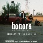 Contest: (19+) Win 2 Tickets to Honors in Toronto!