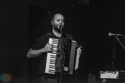 TORONTO, ON - JANUARY 25: Kongos performs at Lee's Palace in Toronto on January 25, 2019. (Photo: Joanna Glezakos/Aesthetic Magazine)