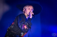TORONTO, ON - JANUARY 23: MØ performs at Danforth Music Hall in Toronto on January 23, 2019. (Photo: Angelo Marchini/Aesthetic Magazine)