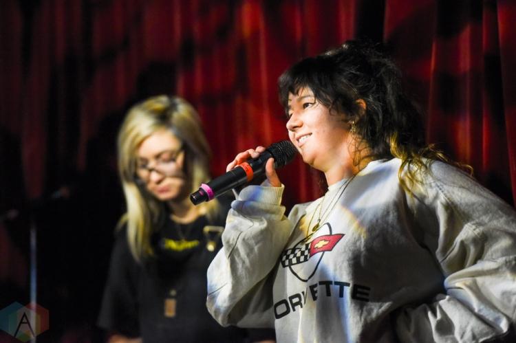 TORONTO, ON - JANUARY 24: Mallrat performs at The Mod Club in Toronto on January 24, 2019. (Photo: Jaime Espinoza/Aesthetic Magazine)