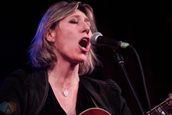 TORONTO, ON - JANUARY 15: Martha Wainwright performs at The Great Hall in Toronto on January 15, 2019. (Photo: Morgan Harris/Aesthetic Magazine)