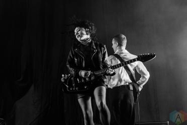MANCHESTER, UK - JANUARY 24: Pale Waves performs at Manchester Arena in Manchester, UK on January 24, 2019. (Photo: Priti Shikotra/Aesthetic Magazine)