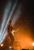 TORONTO, ON - FEBRUARY 16: Arkells performs at Scotiabank Arena in Toronto on February 16, 2019. (Photo: Kirsten Sonntag/Aesthetic Magazine)