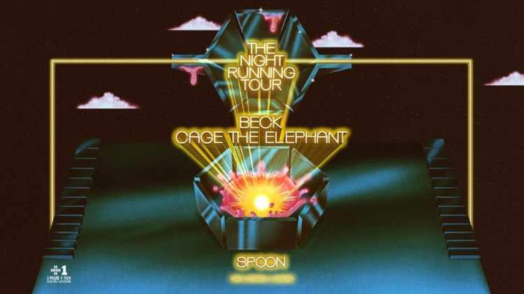 Beck & Cage The Elephant 2019 Tour