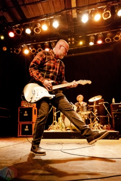 TORONTO, ON - FEBRUARY 18: Bob Mould performs at Phoenix Concert Theatre in Toronto on February 18, 2019. (Photo: David McDonald/Aesthetic Magazine)