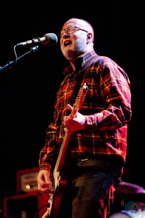 TORONTO, ON - FEBRUARY 18: Bob Mould performs at Phoenix Concert Theatre in Toronto on February 18, 2019. (Photo: David McDonald/Aesthetic Magazine)
