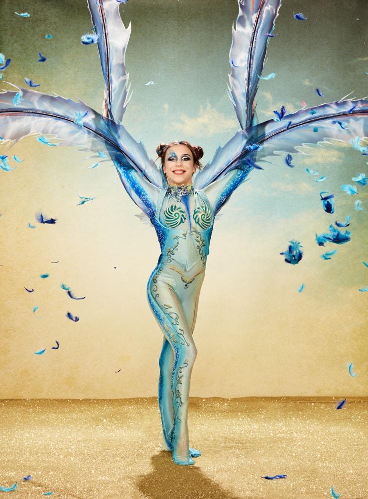 """Cirque Du Soleil's """"Algeria"""". (Photo: Cirque Du Solei)"""