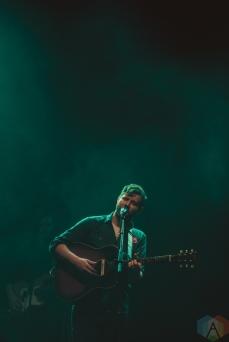TORONTO, ON - JANUARY 31: Dan Mangan performs at Danforth Music Hall in Toronto on January 31, 2019. (Photo: Joanna Glezakos/Aesthetic Magazine)