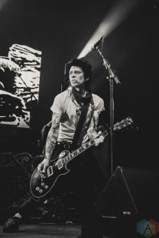 TORONTO, ON - FEBRUARY 18: Dropkick Murphys performs at Rebel in Toronto on February 18, 2019. (Photo: David Scala/Aesthetic Magazine)