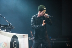 TORONTO, ON - FEBRUARY 22: Grieves performs at Danforth Music Hall in Toronto on February 22, 2019. (Photo: Lauren Garbutt/Aesthetic Magazine)