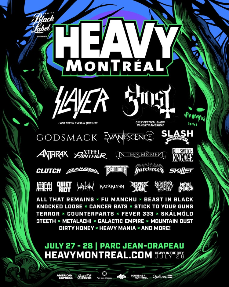 Heavy Montreal 2019