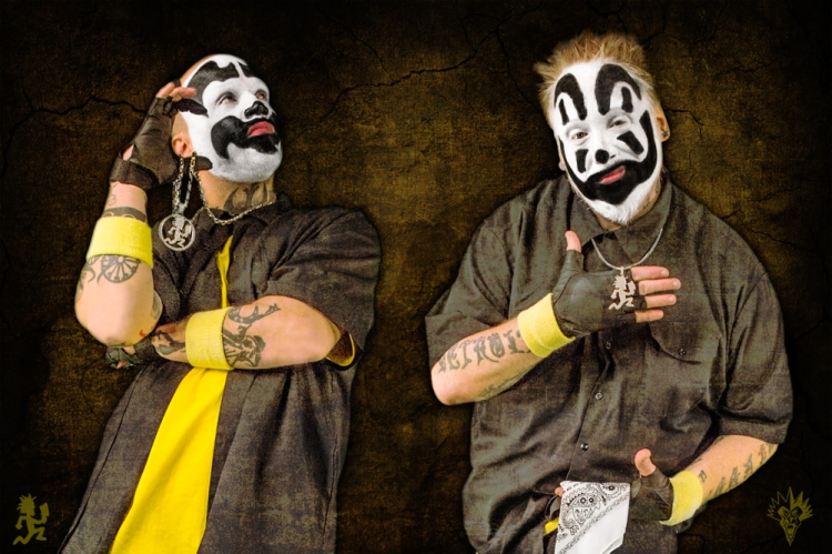 Insane Clown Posse. (Photo: Josh Ulrich)