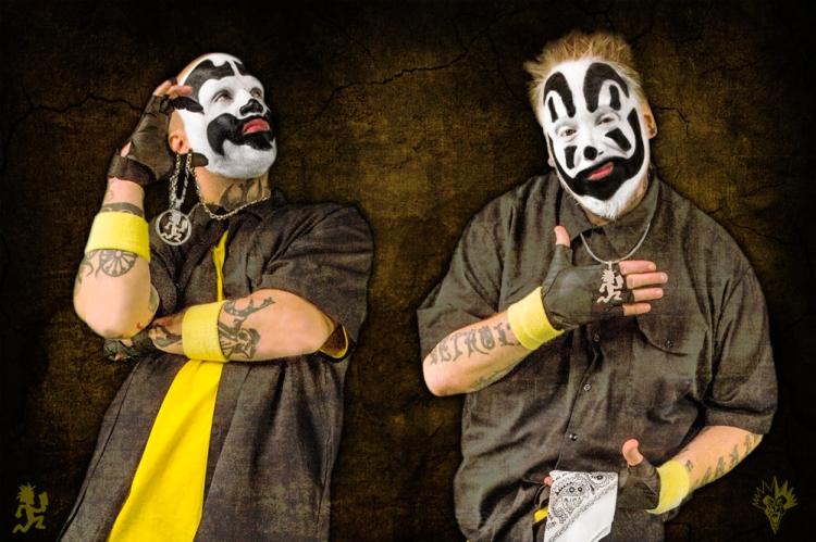 Insane Clown Posse. (Photo: Josh Ulrich)