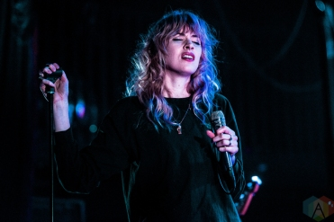 TORONTO, ON - FEBRUARY 26: Machine Heart performs at The Opera House in Toronto on February 26, 2019. (Photo: Joanna Glezakos/Aesthetic Magazine)