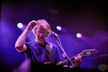 RIVIERA MAYA, MEXICO - FEBRUARY 21: Phish performs at The Barceló in Riviera Maya, Mexico on February 21, 2019. (Photo: Eric Fefferman/Aesthetic Magazine)