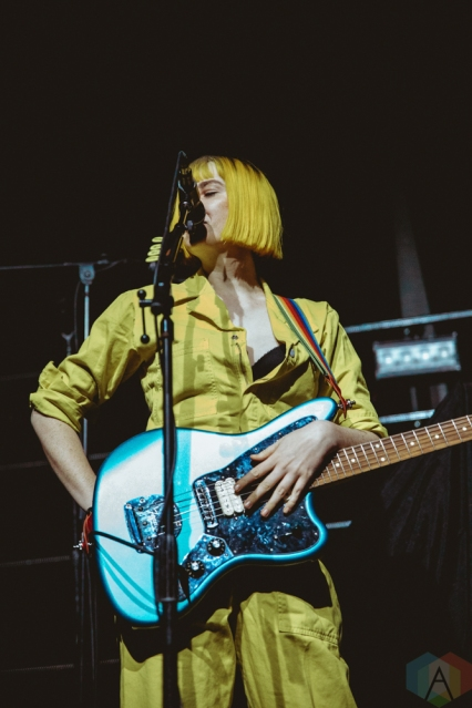 VANCOUVER, BC - FEBRUARY 24: Tessa Violet performs at Venue in Vancouver on February 24, 2019. (Photo: Kiri Anne/Aesthetic Magazine)