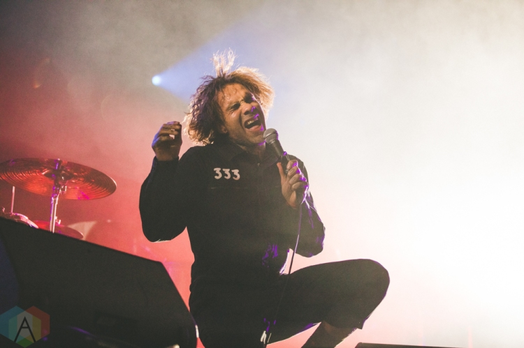 CHICAGO, IL - FEBRUARY 05: Fever 333 performs at Aragon Ballroom in Chicago on February 05, 2019. (Photo: Rob Haberman/Aesthetic Magazine)