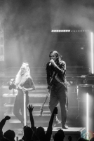 TORONTO, ON - FEBRUARY 15: Walk Off The Earth performs at Sony Centre in Toronto on February 15, 2019. (Photo: Joanna Glezakos/Aesthetic Magazine)