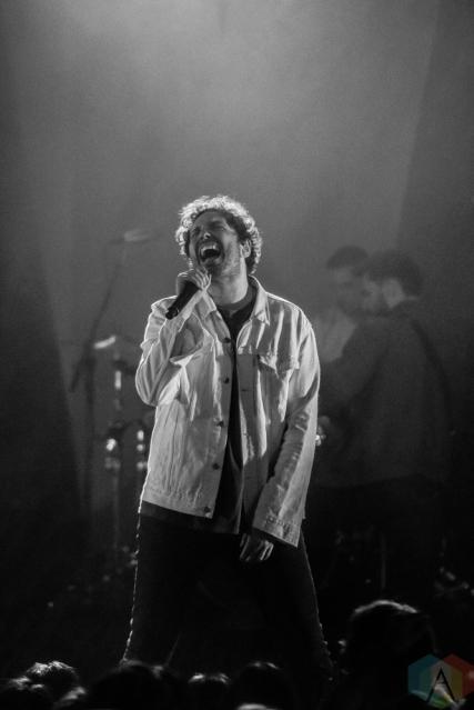 TORONTO, ON - FEBRUARY 26: You Me At Six performs at The Opera House in Toronto on February 26, 2019. (Photo: Joanna Glezakos/Aesthetic Magazine)