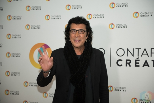 TORONTO, ON - MARCH 07: Andy Kim attends the Ontario Creates 2019 JUNO award nominees reception in Toronto on March 07, 2019. (Photo: Kirsten Sonntag/Aesthetic Magazine)