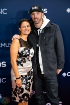 LONDON, ON - MARCH 17: Classified attends the 2019 Juno Awards red carpet at Budweiser Gardens in London, Ontario on March 17, 2019. (Photo: Brendan Albert/Aesthetic Magazine)
