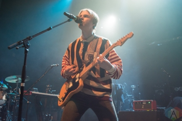 TORONTO, ON - FEBRUARY 28: Colony House performs at Danforth Music Hall in Toronto on February 28, 2019. (Photo: Tyler Roberts/Aesthetic Magazine)