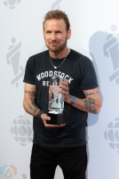 LONDON, ON - MARCH 17: Corey Hart attends the 2019 Juno Awards red carpet at Budweiser Gardens in London, Ontario on March 17, 2019. (Photo: Brendan Albert/Aesthetic Magazine)