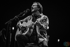 TEMPE, AZ - MARCH 03: Eddie Vedder performs at Innings Festival in Tempe, Arizona on March 03, 2019. (Photo: Tony Contini/Aesthetic Magazine)