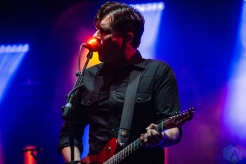 TEMPE, AZ - MARCH 03: Jimmy Eat World performs at Innings Festival in Tempe, Arizona on March 03, 2019. (Photo: Tony Contini/Aesthetic Magazine)