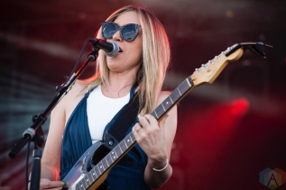 TEMPE, AZ - MARCH 03: Liz Phair performs at Innings Festival in Tempe, Arizona on March 03, 2019. (Photo: Tony Contini/Aesthetic Magazine)