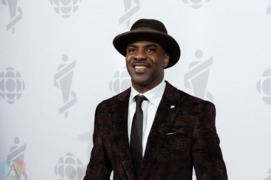 LONDON, ON - MARCH 17: Maestro Fresh Wes attends the 2019 Juno Awards red carpet at Budweiser Gardens in London, Ontario on March 17, 2019. (Photo: Brendan Albert/Aesthetic Magazine)