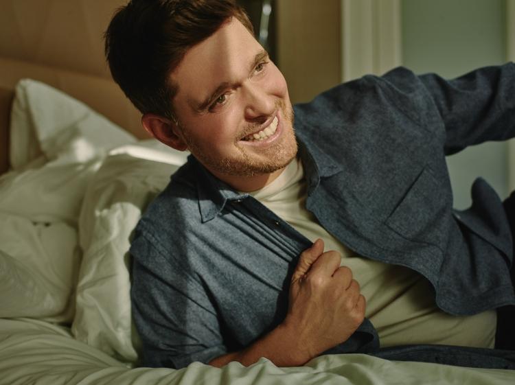 Michael Buble. (Photo: Evaan Kheraj)