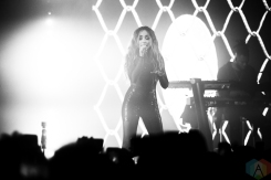 TORONTO, ON - MARCH 14: Sabrina Carpenter performs at The Opera House in Toronto on March 14, 2019. (Photo: Brandon Newfield/Aesthetic Magazine)