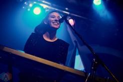 TORONTO, ON - FEBRUARY 28: Said The Whale performs at Phoenix Concert Theatre in Toronto February 28, 2019. (Photo: Morgan Harris/Aesthetic Magazine)