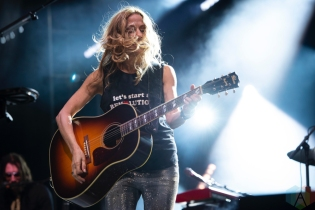 TEMPE, AZ - MARCH 02: Sheryl Crow performs at Innings Festival in Tempe, Arizona on March 02, 2019. (Photo: Tony Contini/Aesthetic Magazine)