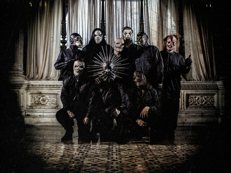 "Slipknot Announce New Album ""We Are Not Your Kind"" 