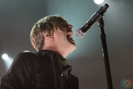 TORONTO, ON - FEBRUARY 28: Switchfoot performs at Danforth Music Hall in Toronto on February 28, 2019. (Photo: Tyler Roberts/Aesthetic Magazine)