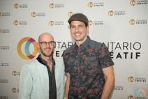 TORONTO, ON - MARCH 07: The Fretless attends the Ontario Creates 2019 JUNO award nominees reception in Toronto on March 07, 2019. (Photo: Kirsten Sonntag/Aesthetic Magazine)