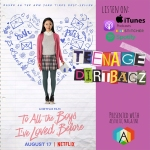 """Podcast: Maddie and Carley of Teenage Dirtbagz review """"To All The Boys I've LovedBefore"""""""