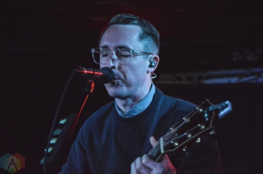 TORONTO, ON - MARCH 05: William Ryan Key performs at Sneaky Dee's in Toronto on March 05, 2019. (Photo: Justin Roth/Aesthetic Magazine)
