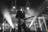 CHICAGO, IL - APRIL 27: Bad Suns performs at House of Blues Chicago in Chicago, Illinois on April 27, 2019. (Photo: Katie Kuropas/Aesthetic Magazine)