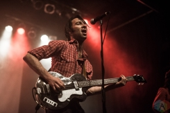 TORONTO, ON - APRIL 25: Black Lips performs at Phoenix Concert Theatre in Toronto on April 25, 2019. (Photo: Joanna Glezakos/Aesthetic Magazine)