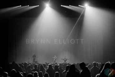 TORONTO, ON - APRIL 09: Brynn Elliott performs at Coca-Cola Coliseum in Toronto on April 09, 2019. (Photo: Brandon Newfield/Aesthetic Magazine)