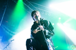 CHICAGO, IL - APRIL 11: Crown The Empire performs at House of Blues Chicago in Chicago, IL on April 11, 2019. (Photo: Katie Kuropas/Aesthetic Magazine)