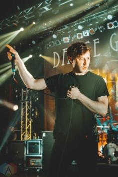 ROYAL OAK, MI - APRIL 17: Dance Gavin Dance performs at Royal Oak Music Theatre in Royal Oak, Michigan on April 17, 2019. (Photo: Rebekah Witt/Aesthetic Magazine)