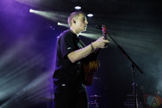 VANCOUVER, BC - APRIL 03: Dermot Kennedy perofrms at the Commodore Ballroom in Vancouver on April 03, 2019. (Photo: Emily Chin/Aesthetic Magazine)