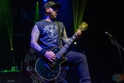 TORONTO, ON - APRIL 08: Hatebreed performs at Danforth Music Hall in Toronto on April 08, 2019. (Photo: Tyler Roberts/Aesthetic Magazine)
